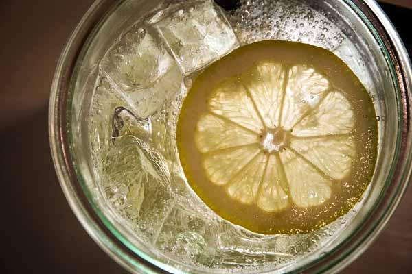 Sherbet Lemonade