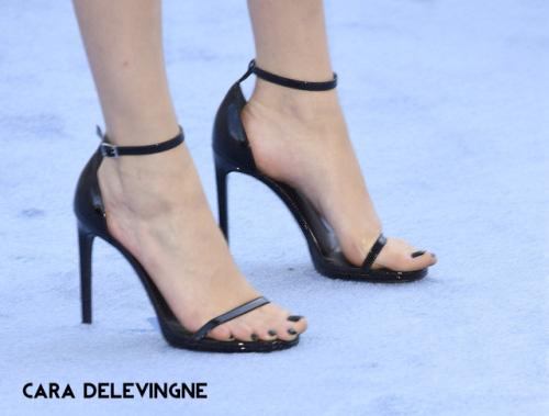 Cara Delevingne Feet 2