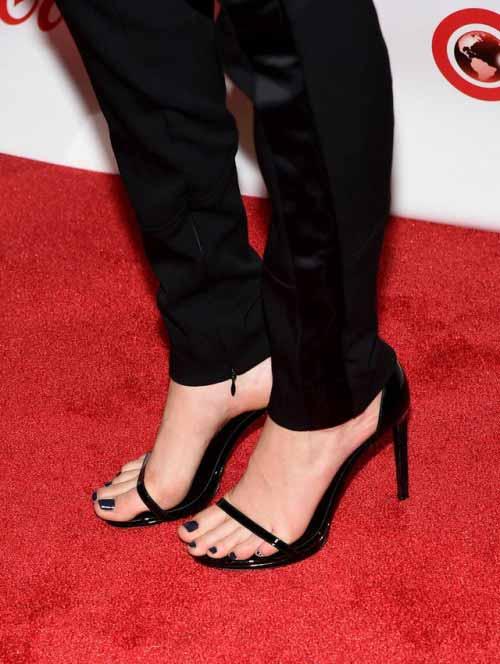 Cara Delevingne Feet 6