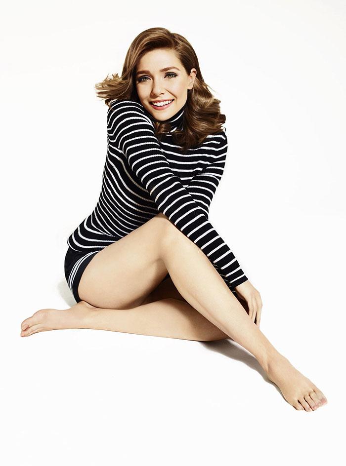Elizabeth Olsen Sexy Feet 43