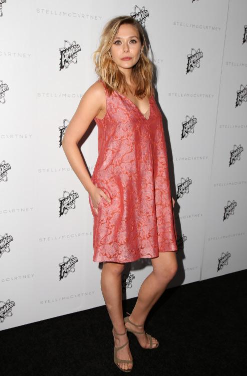 Elizabeth Olsen Sexy Feet 46