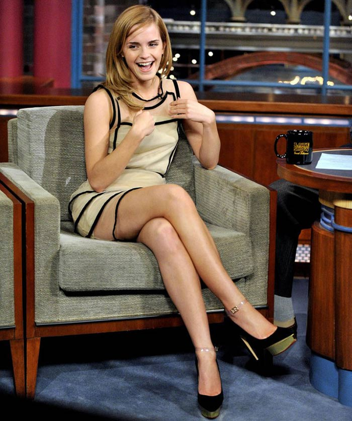 emma watsons legs and feet1