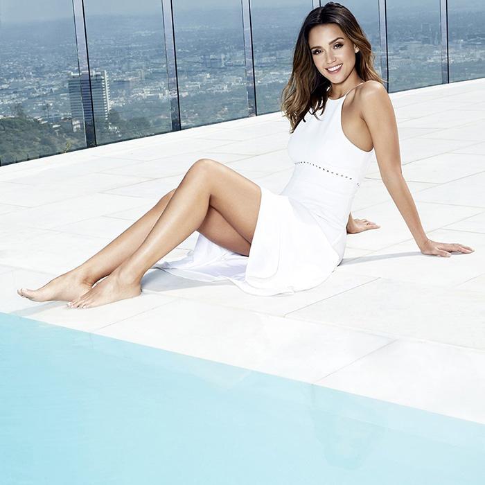 Jessica Alba feet 16
