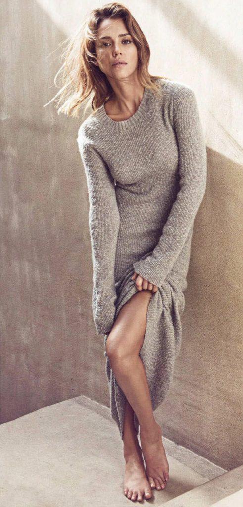 Jessica Alba feet 8