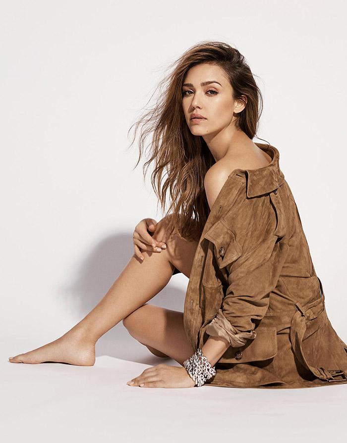 Jessica Alba feet 9