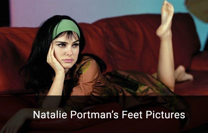 natalie portman feet