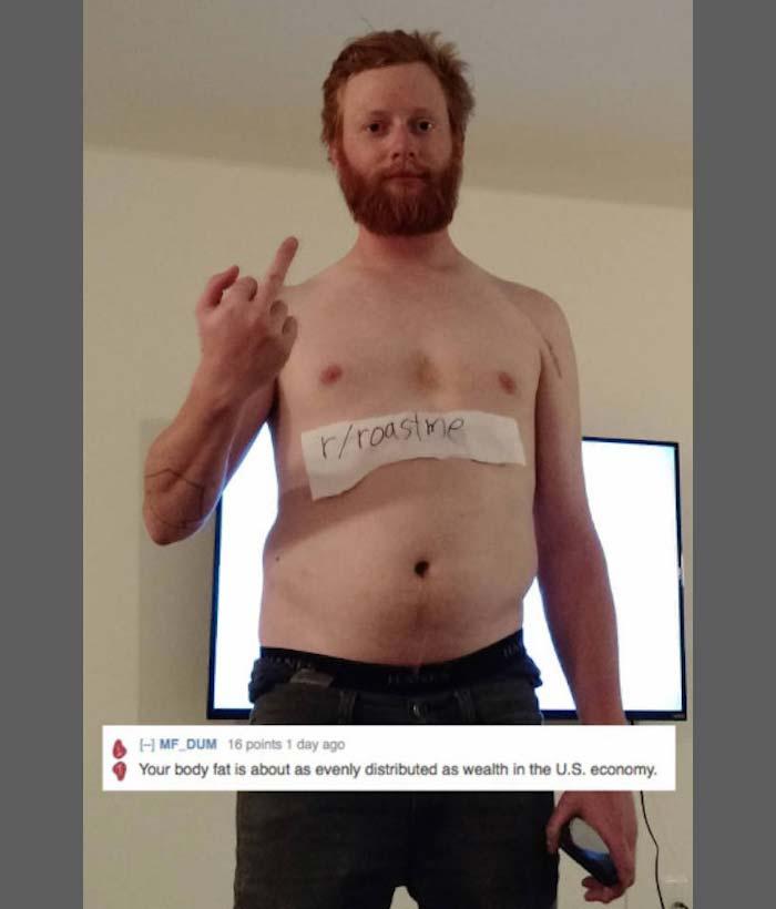 Reddit's Roast Me 19
