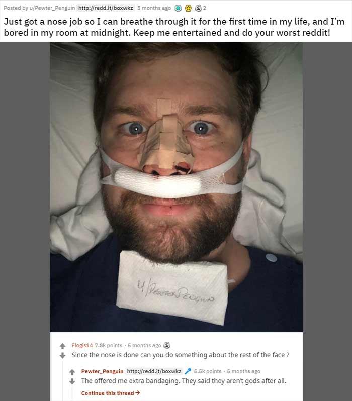 Reddit's Roast Me 14